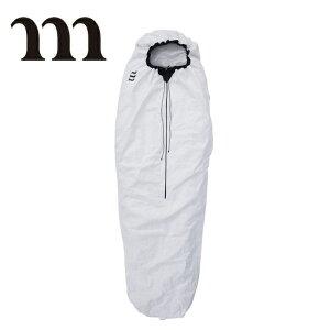 ★MURACO ムラコ Tyvek SLEEPING BAG PROTECTOR タイベックスリーピングバッグプロテクター SL001 【寝袋/カバー/保護/アウトドア】
