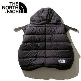 THE NORTH FACE ノースフェイス Baby Shell Blanket ベビーシェルブランケット NNB71901 【日本正規品/抱っこ紐/ベビーカー/装着/毛布】