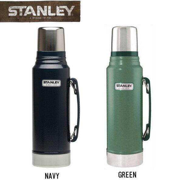【STANLEY/スタンレー】 スタンレークラシック真空ボトル 1L 01254【BTLE】 お買い得 【clapper】