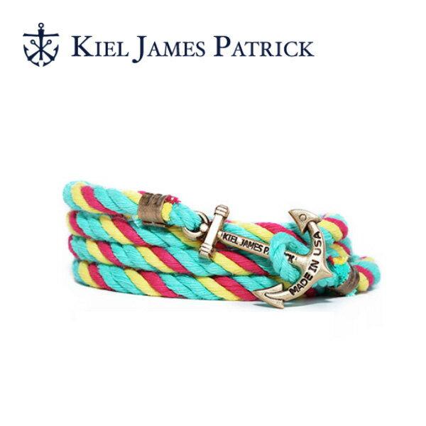 キールジェイムスパトリック KIEL JAMES PATRICK ロープ ブレスレット Lanyard Hitch Collection BIKINI LH-1255-333 【clapper】