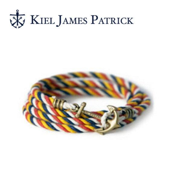 キールジェイムスパトリック KIEL JAMES PATRICK ロープ ブレスレット Lanyard Hitch Collection PS DN LH-903-999 【clapper】