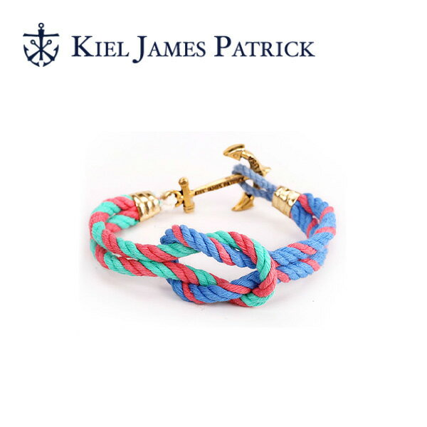 キールジェイムスパトリック KIEL JAMES PATRICK ロープ ブレスレット Triton Collection ADALIE TC-1220-1028 【clapper】