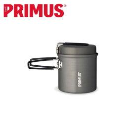 【PRIMUS/プリムス】 調理なべ ライテックトレックケトル&パン/P-731722【BBQ】【COOK】 お買い得 【clapper】