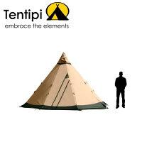 Tentipiテンティピテントジルコン7CPベージュ(LightTan)【TENTARP】【TENT】