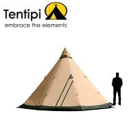 Tentipiテンティピテントジルコン9CPベージュ(LightTan)【TENTARP】【TENT】