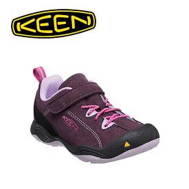 【スマホエントリ限定P10倍! 6/19 09:59迄】キーン KEEN Jasper Kids ジャスパー Kids 1015212 Plum/Pastel Lilac 【靴】 カジュアルシューズ 運動 公園 キッズ 散歩 マジックテープ お買い得 【clapper】