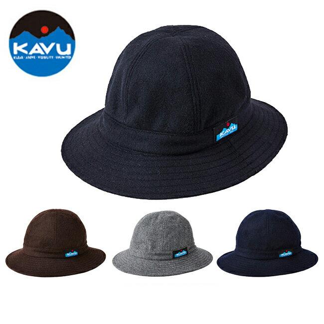 KAVU カブー ハット サファリハット(ウール) 19820319 【帽子】 【clapper】