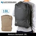 即日発送!【クレッタルムーセン/KLATTERMUSEN】 Rimturs Backpack 18L 【カバン】 バックパック 通勤 通学 リュック お買い得