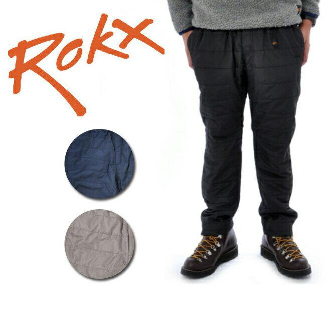 即日発送 【ROKX/ロックス】 INSULATED ROKX PANT RXMF6219 【服】 パンツ ロングパンツ カジュアル アウトドア お買い得