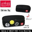 【日本正規品】 【数量限定商品】 マンハッタンポーテージManhattanPortage Emblems Bag -Emblem of SMILEY FACE- Fix…