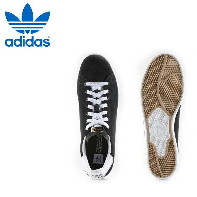 adidas/アディダス アディダスSB アディダス スケートボーディング スタンスミス[STAN SMITH VULC] CBLACK/CBLACK/FTWWHT BB8743【靴】 スニーカー