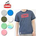 チャムス chums Tシャツ S/S Logo Crew Top 半袖ロゴクルートップ CH00-1061 メンズ 【服】【t-cnr】