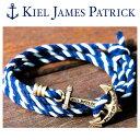 キールジェイムスパトリック KIEL JAMES PATRICK DECKHAND COLLECTION Kennedy Sail(Blue/White)DC-1588-401 【メー…