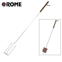 """RomePieIron/ロームSafe""""T""""Forkセーフ""""T""""フォーク#3600【BBQ】【CKKR】BBQ用品フォークアウトドア"""