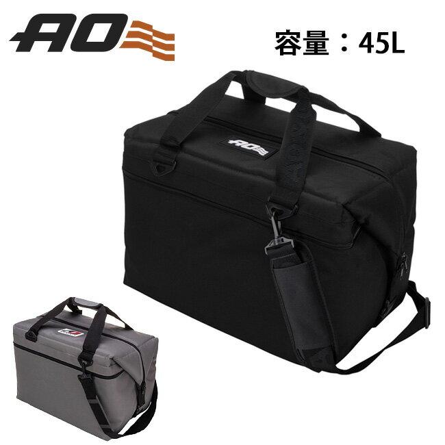 AO Coolers エーオー クーラーズ クーラーバック 48 パック キャンパス ソフトクーラー AO48BK/CH/NB/RD/RB 【ZAKK】クーラーボックス 保冷バック アウトドア キャンプ 【clapper】