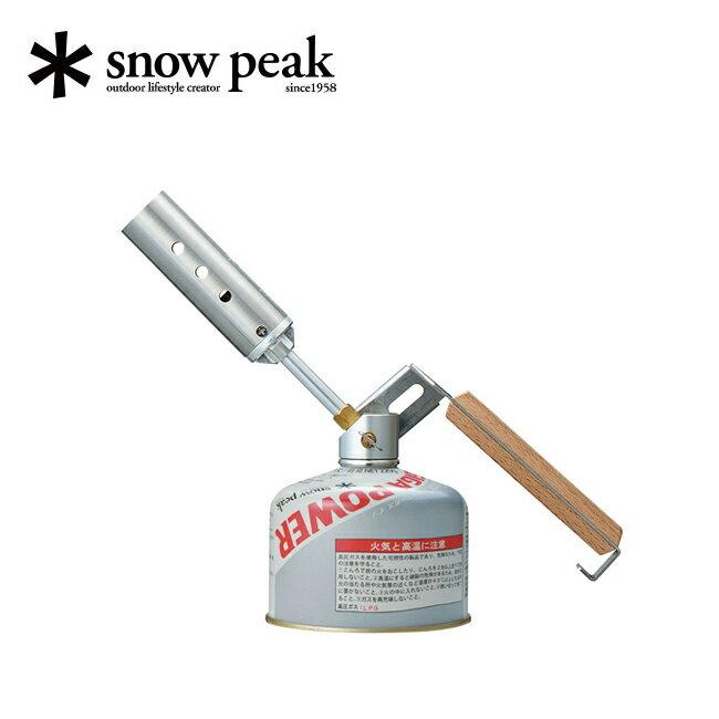 即日発送 スノーピーク (snow peak) フォールディングトーチ Foleding Torch GT-110 【BBQ】【GLIL】【SP-STOV】トーチ アウトドア キャンプ ストーブ・ランタン