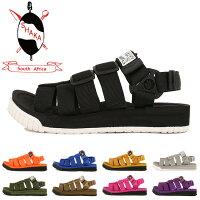 SHAKA/シャカサンダルRALLY433033【靴】日本正規品メンズレディースブラックカジュアルオーシャンズビギンサファリ