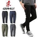 グラミチ GRAMICCI パンツ 4WAY ST SLIM PANTS GMP-17F009 【服】 ボトムス アンクル丈 くるぶし丈 コットンパンツ ク…