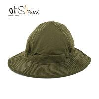 Orslow/オアスロウハットUSNAVYHAT03-001-16AGREEN【帽子】メンズレディースユニセックスアウトドア