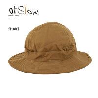 Orslow/オアスロウハットUSNAVYHAT03-001-40KHAKI【帽子】メンズレディースユニセックスアウトドア