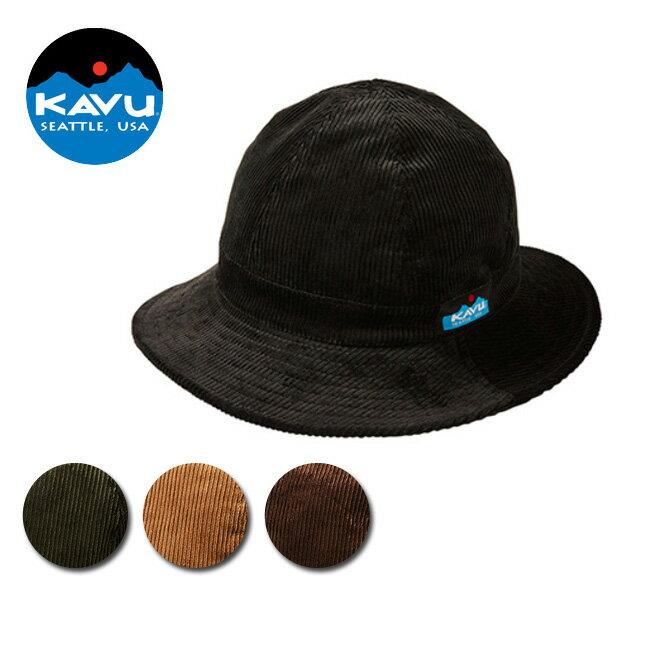 【スマホエントリでP10倍 11/21 09:59迄 】即日発送 KAVU カブー ハット サファリハット(コーディロイ) Safali Hat (Cord) 19820740 【帽子】メンズ コーディロイ