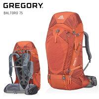 GREGORYグレゴリーバックパックバルトロ75BALTORO75【カバン】日本正規品リュックカバン/鞄メンズ/レディース