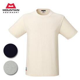 MOUNTAIN EQUIPMENT/マウンテン イクイップメント Tシャツ ME OLD LOGO TEE ME・オールド・ロゴ・ティー 425716 【服】【t-cnr】メンズ【メール便・代引不可】 【clapper】