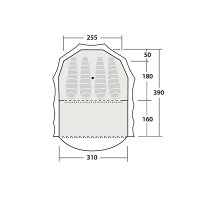 ROBENSローベンステントTrapperトラッパーROB130176【TENTARP】【TENT】アウトドア