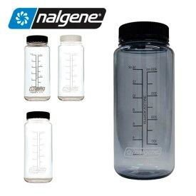 【ナルゲンのボトル2本同時購入で送料無料対象商品】NALGENE ナルゲン 広口0.5L Tritan フラットキャップ 【アウトドア/ボトル/水筒】