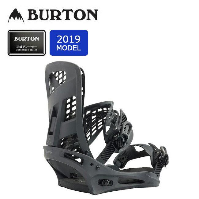 2019 BURTON バートン GENESIS X RE:FLEX 169101 【ビンディング/スノーボード/日本正規品/メンズ】 【clapper】