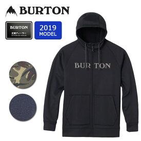 2019 BURTON バートン MB JPN CRWN BNDD FZ 207611 ボンデット【フルジップパーカー/フーディー/日本正規品/撥水/防水】