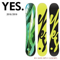 YES.イエスHELYES.【板/スノーボード/日本正規品】