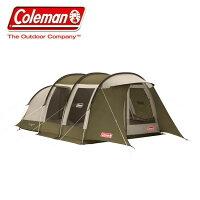 Colemanコールマントンネル2ルームハウス/LDXスタートパッケージ(オリーブ/サンド)2000033801【アウトドア/キャンプ/テント】