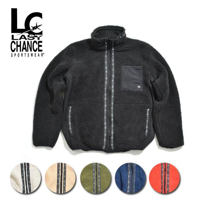 LAST CHANCE ラストチャンス Retro Boa Fleece Jacket LC18FW-001 【アウトドア/フリース/メンズ/ウィメンズ】 【clapper】