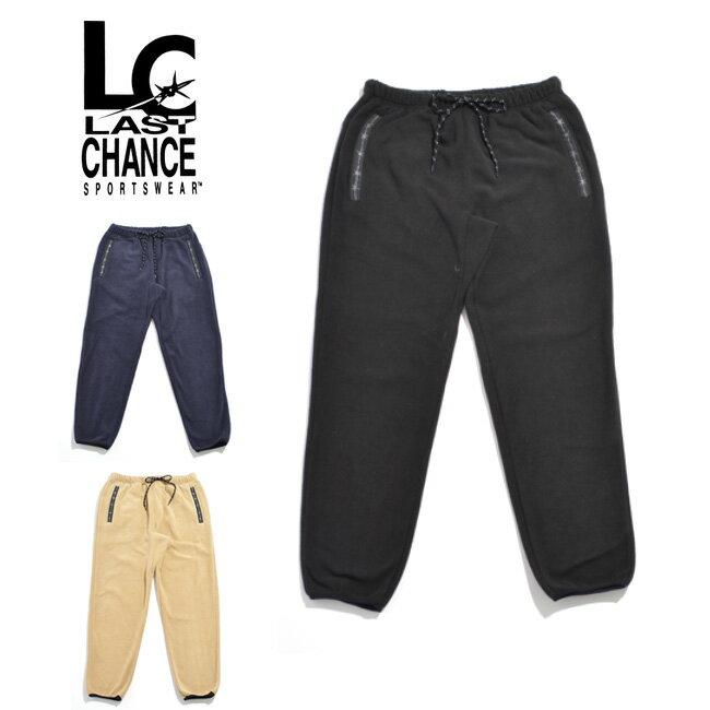 LAST CHANCE ラストチャンス Polar Fleece Climbing Pants LC18FW-006 【アウトドア/フリース/メンズ/パンツ/ウィメンズ】 【clapper】
