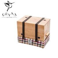 DRYADドリュアス木製多目的ボックス52-1009NA【アウトドア/キャンプ/インテリア/箱/収納】