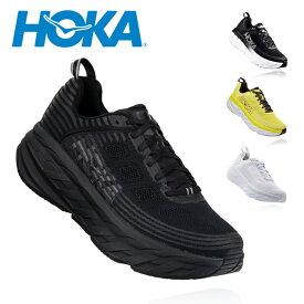 HOKA ONE ONE ホカ オネ オネ BONDI 6 ボンダイ 6 1019269 【アウトドア/スニーカー/靴/メンズ】
