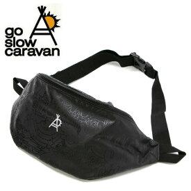 go slow caravan ゴースローキャラバン マジックプロテクションウエストポーチ 317005 【アウトドア/ウエストバッグ】
