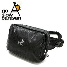 go slow caravan ゴースローキャラバン 2WAYマジックプロテクションウエストバッグ 317007 【アウトドア/ウエストバッグ/ショルダーバッグ】