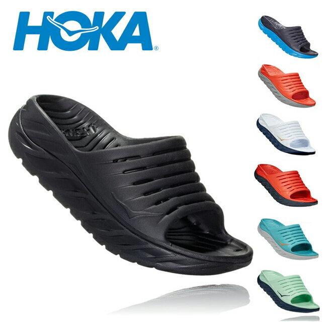 HOKA ONE ONE ホカオネオネ M ORA RECOVERY SLIDE 1099673 【アウトドア/メンズ/サンダル】