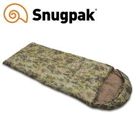 Snugpack スナグパック マリナー スクエア ライトハンド テレインカモ 【寝袋/キャンプ/アウトドア】