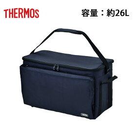THERMOS サーモス ソフトクーラー 26L ROC-002 【ソフトクーラー/ボックス/保冷/アウトドア/買い物】