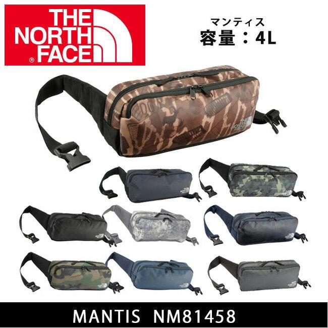 ノースフェイス THE NORTH FACE マンティス MANTIS nm81458【NF-BAG】