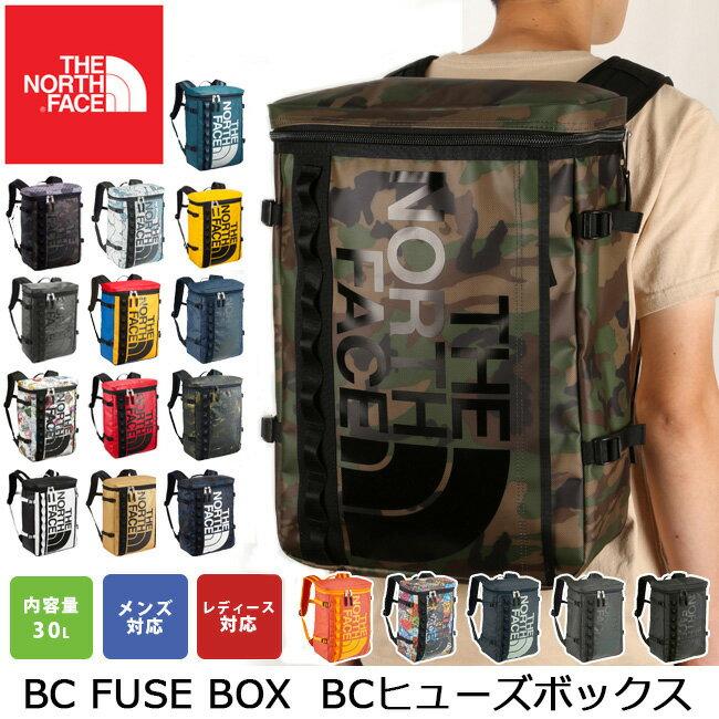 即日発送!ノースフェイス リュック THE NORTH FACE バックパック BCヒューズボックス BC FUSE BOX nm81630-n【NF-BAG】 お買い得