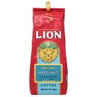 ライオンコーヒー〈ライオンヘーゼルナッツ〉7oz(198g)【あす楽対応_関東】【YDKG-kd】【RCP】【楽ギフ_包装】【ハワイコーヒー】
