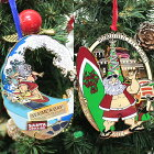 ハワイアンオーナメント☆クリスマスオーナメント(WaimeaBay/HonoluluHale)【Christmas/Xmas/サンタ/飾り/HAWAII/インテリア/クリスマスツリー飾り】【あす楽対応_関東】【YDKG-kd】【RCP】【楽ギフ_包装】【ハワイアン雑貨/ハワイ雑貨】