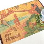 【IslandHeritageアイランドヘリテージ】バンブープレイスマットSunsetBeach(サンセットビーチ)ハワイランチョンマット☆1892514000【あす楽対応_関東】【YDKG-kd】【RCP】【楽ギフ_包装】【ハワイアン雑貨】