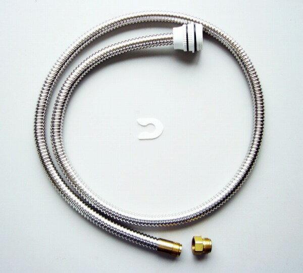 【あす楽・即納】 パナソニック メタル シャワーホース 1200mm CQ853B03KZZ 洗面台 シャンプードレッサー 交換用