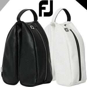 【2021年モデル】【フットジョイ】 FJ Modern Classic Shoe Bag モダンクラシック シューズバッグ ホワイト(31714)/ブラック(31715) W13XD13XH35cm/シューズケース ユニセックス【FOOTJOY】【日本正規品】【送