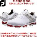 【2020年モデル】【フットジョイ】FJ TOUR X BoaMEN'S GOLF SHOESツアー エックス ボアメンズ ゴルフシューズホワイト…